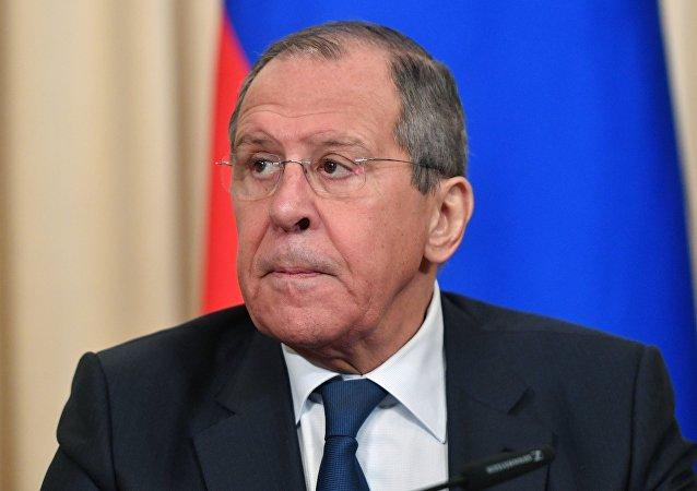 俄外長:美國在巴以衝突調解中的立場引發最大問題