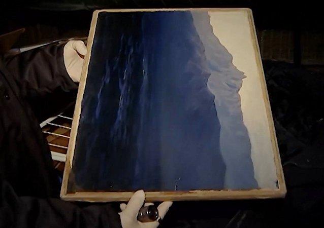 特列季亞科夫畫廊庫因吉名畫盜賊被判入獄3年