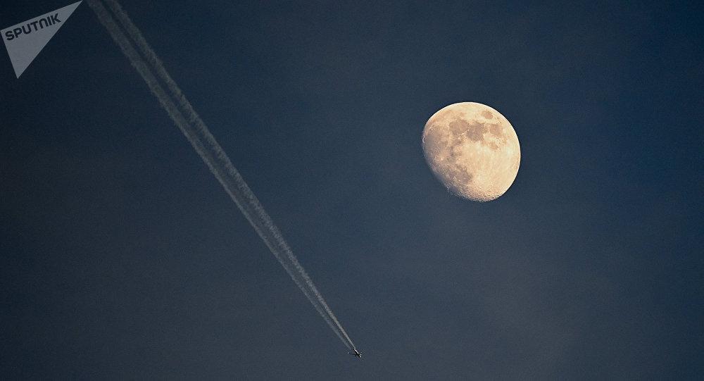 專家:美中俄可能會因月球資源發生爭議