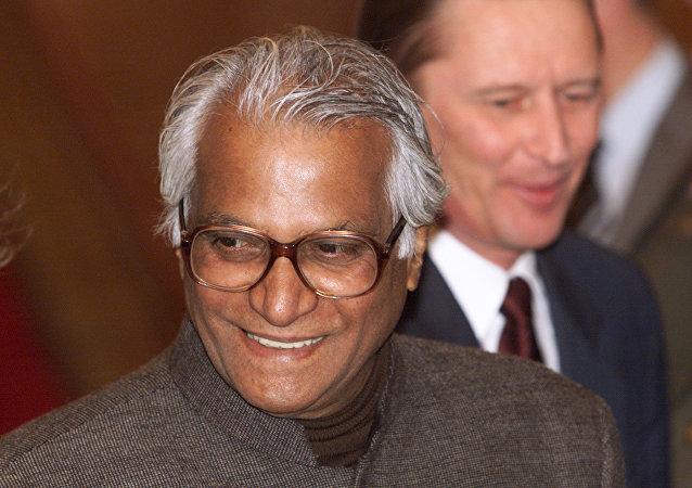 印度前國防部長費爾南德斯逝世 享年88歲