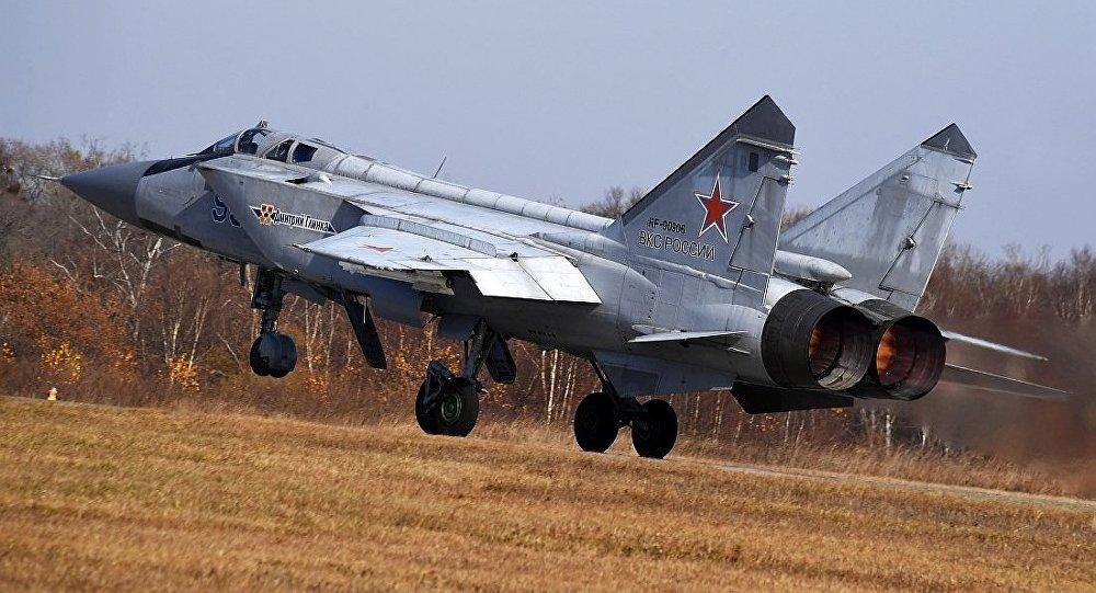 「米格-31BM」截擊機