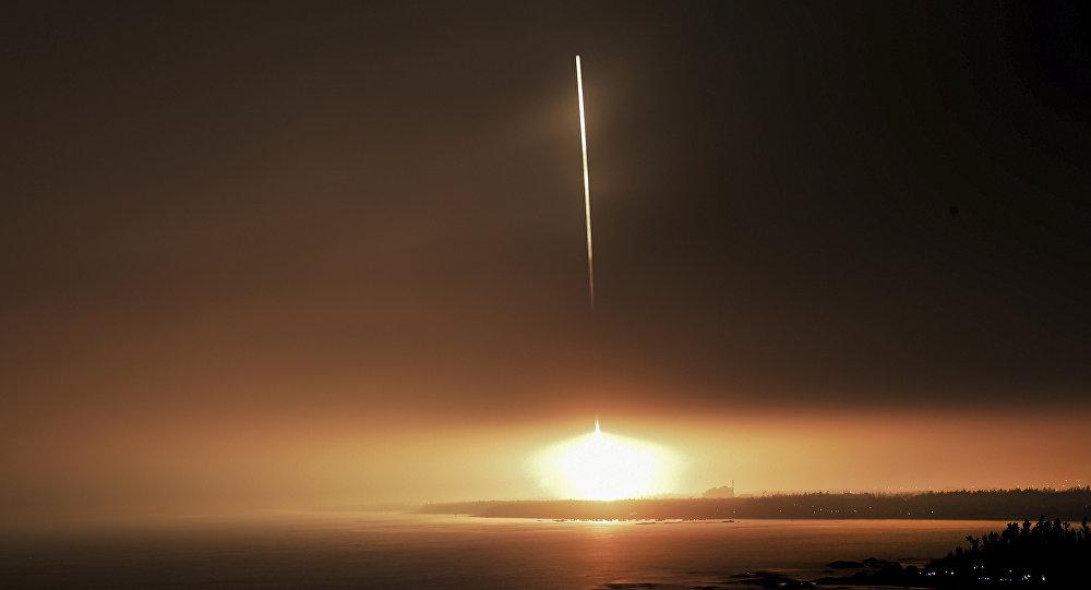 華媒:長征十一號運載火箭將在2019年實施海上首飛