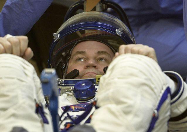 俄羅斯宇航員阿列克謝·奧夫奇寧