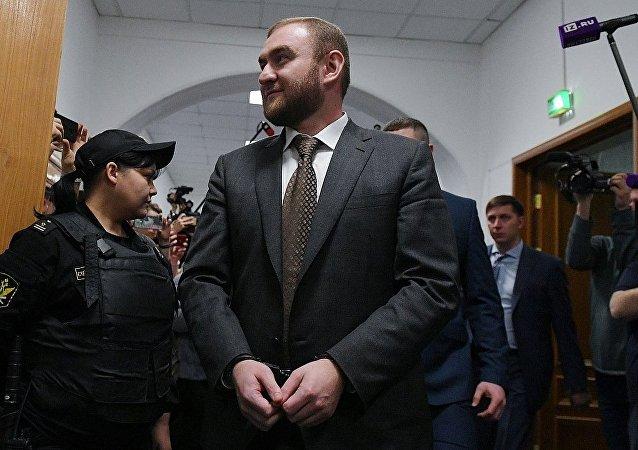 俄議員阿拉舒科夫因涉黑及謀殺被羈押