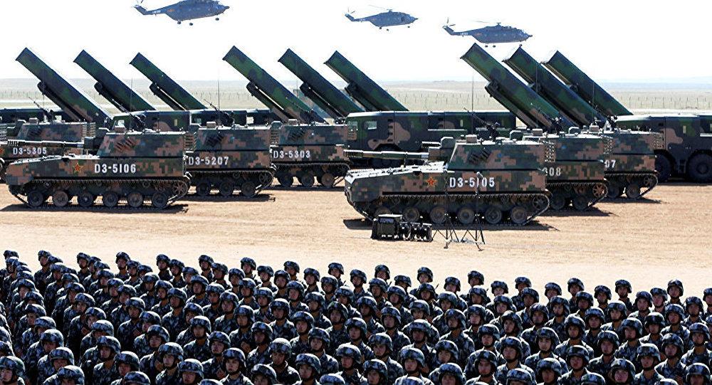 中國三企業進入世界武器生產商前十