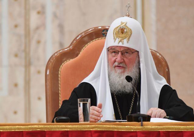 基里爾宗主教