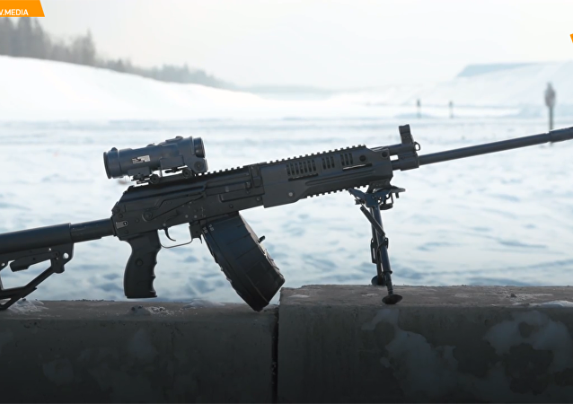 RPK-16新機槍:俄羅斯軍械員力作