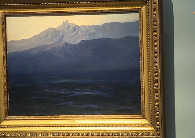 庫因吉被盜畫作重返特列季亞科夫畫廊
