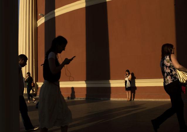 媒體:美國制裁華為絲毫未損俄羅斯消費者對華為手機的熱情