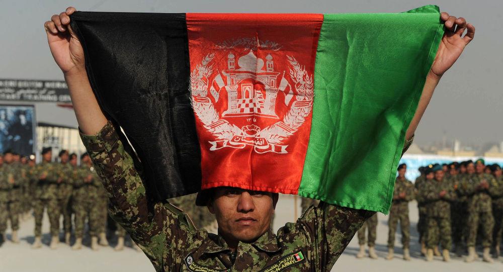 阿富汗國旗