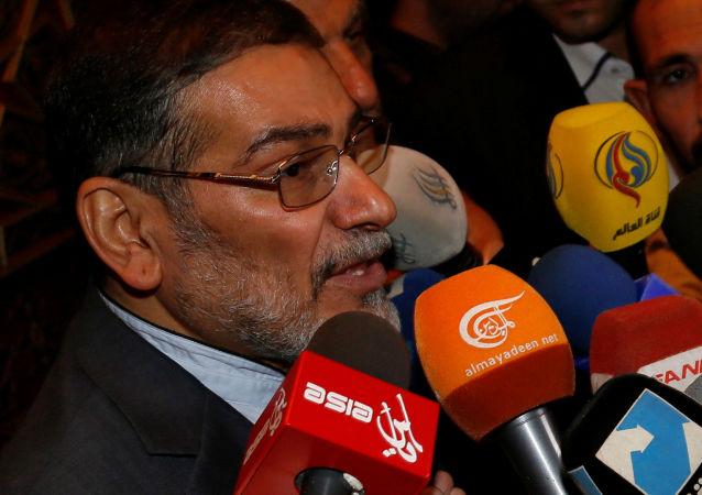伊朗安全委員會秘書:2015年簽署核協議是個錯誤