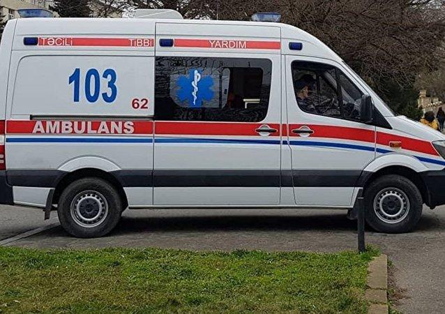 阿塞拜疆救護車