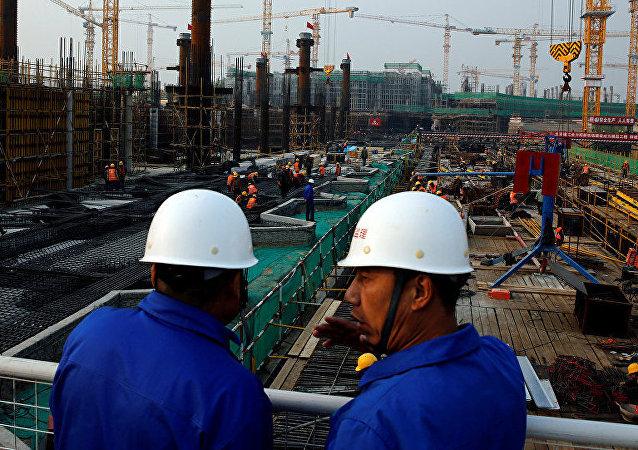 中國的數字絲綢之路概念有助於發展中國家建立網絡基礎設施