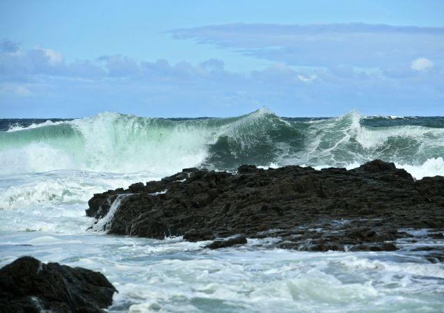 千島群島地震後的海嘯浪高達50釐米 未造成破壞