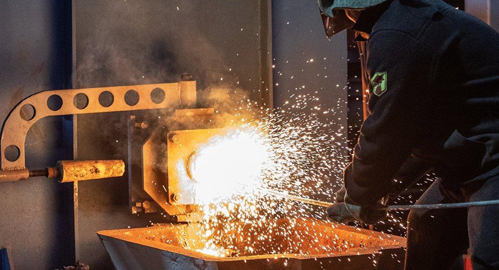 俄中科學家發明環保煉鐵工藝