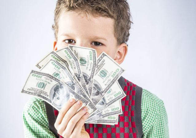 專家講述如何教會孩子正確花錢