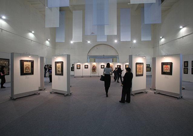 莫斯科9月將舉辦第四屆中國工筆畫節