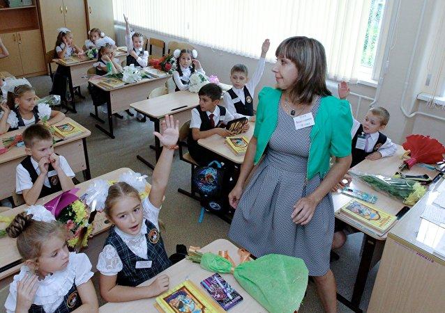 俄伊爾庫茨克14所學校收到施放毒氣的威脅信函