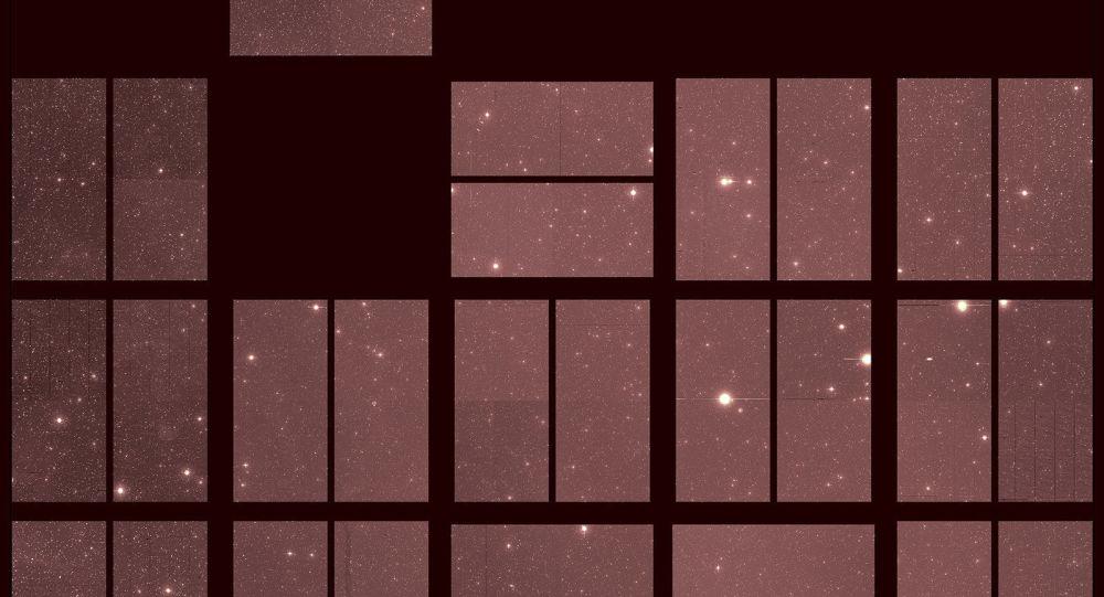 美宇航局發佈開普勒望遠鏡的最新照片