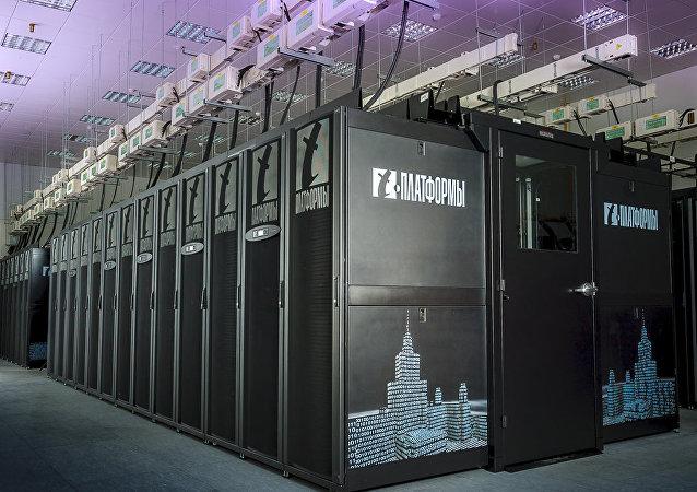 Суперкомпьютер Ломоносов