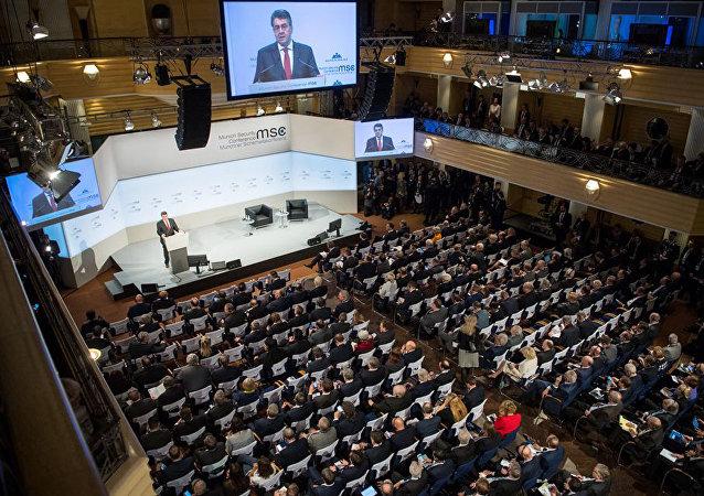 Мюнхенская конференция безопасности