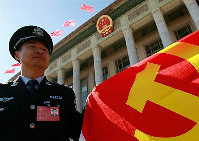 美國務卿:特朗普認為中國共產黨構成威脅