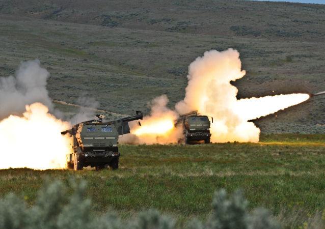 福布斯:美國在黑海附近發射火箭彈 向俄發信號