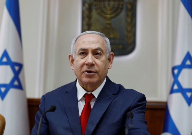 以色列總理內塔尼亞胡稱在利庫德集團主席選舉中獲勝