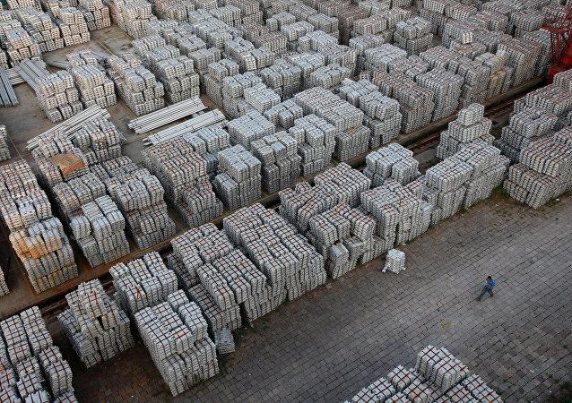 歐盟批准對中國鋁製品徵收初步關稅
