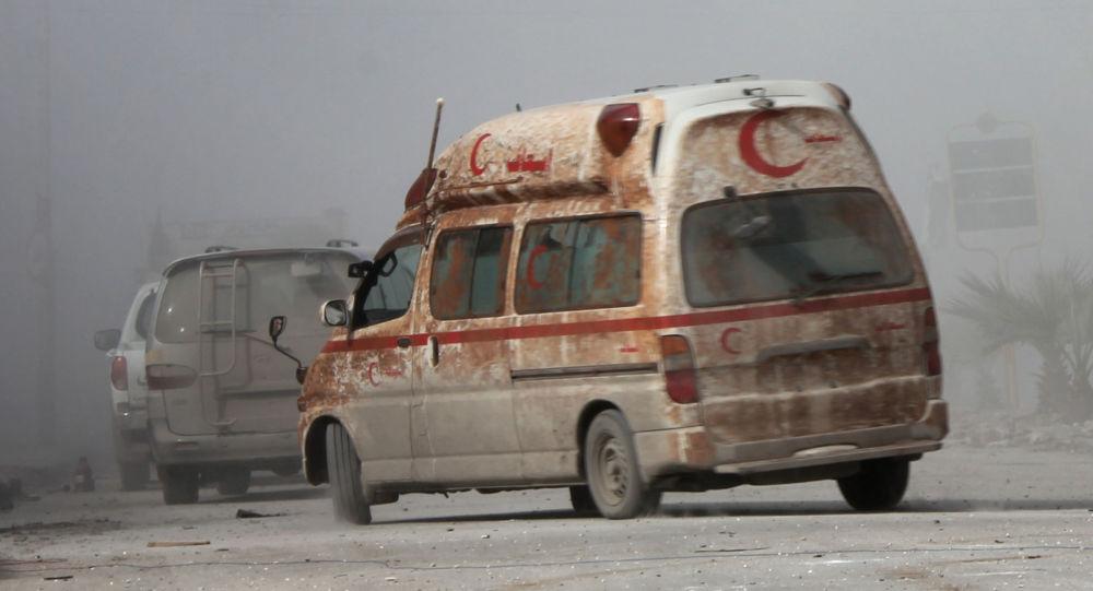 敘利亞救護車