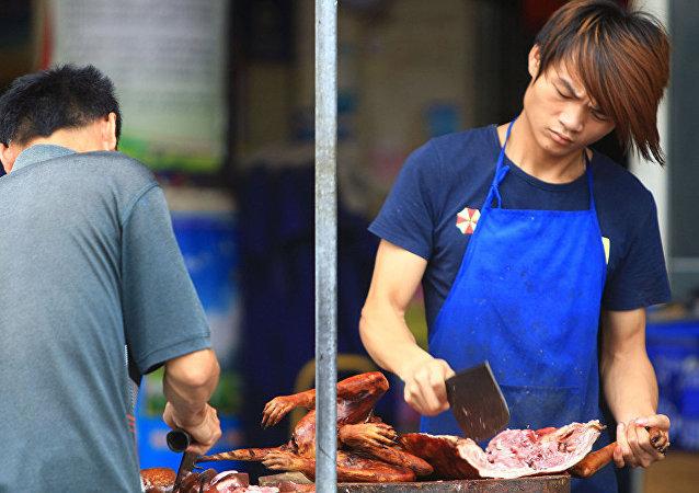 韓國吃狗肉的傳統正在消失