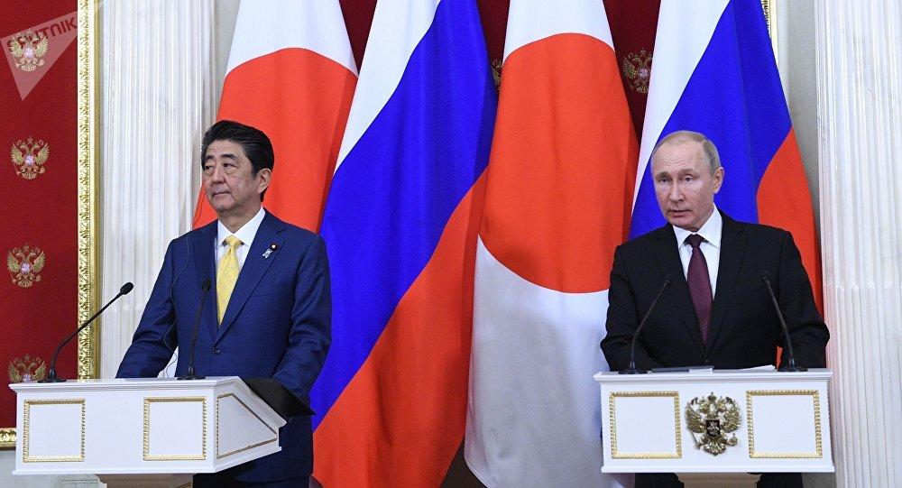 日本意識到俄日和約談判可能久拖後擬改變談判戰略