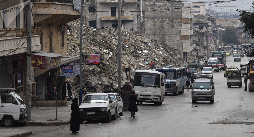 阿勒頗省公路