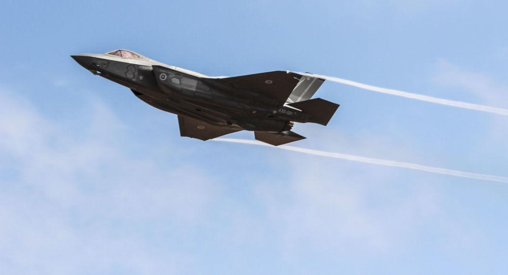 F-35「閃電II」戰機