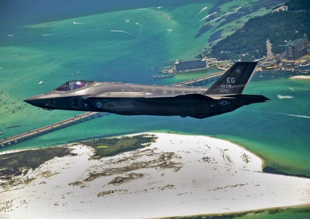 F-35美國戰鬥機