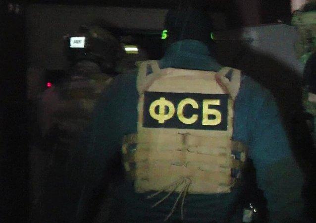 俄安全局在羅斯托夫州破獲IS分支機構