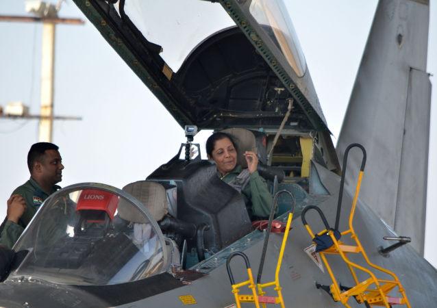 印度國防部長拉傑納特·辛格