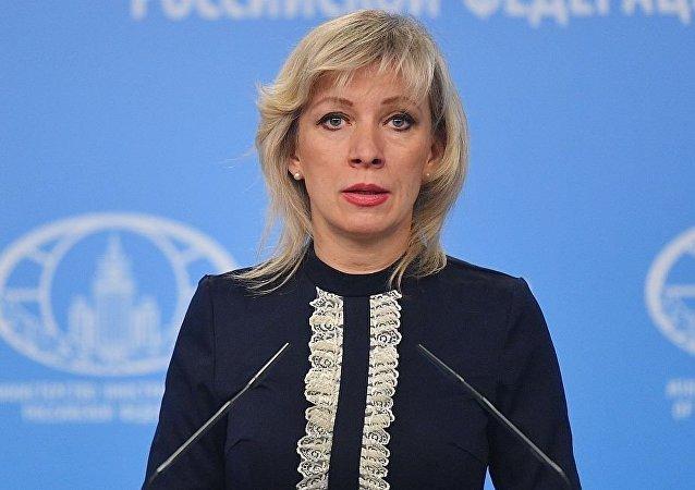 俄方嚴肅看待有關美國干涉中國內政的聲明