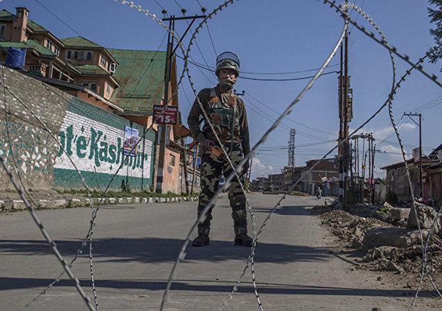 印度將尋求將譴責克什米爾恐怖襲擊列入俄中印三國公報