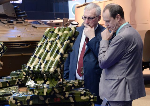 俄國防企業與外國夥伴合作的裝備研發項目超過100個
