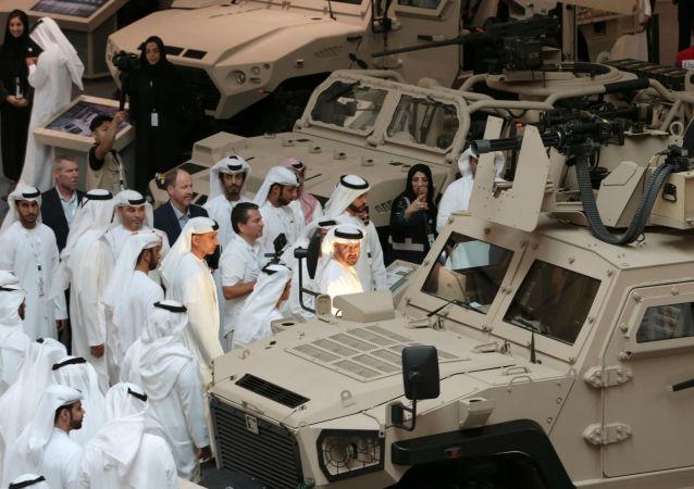 報告:波斯灣國家軍事開支至2023年將超過1100億美元