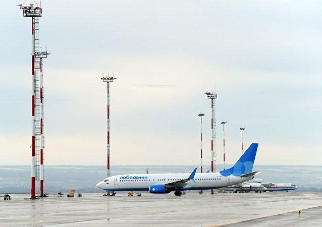 俄「勝利「航空公司飛機