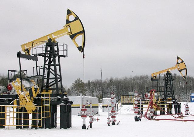 油田,俄羅斯