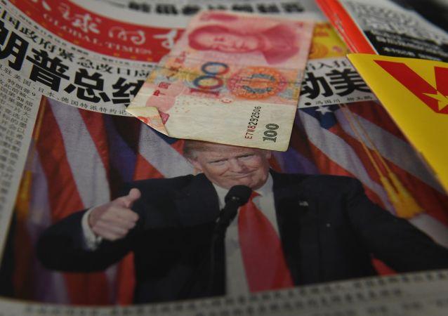 特朗普:美中貿易談判富有成效