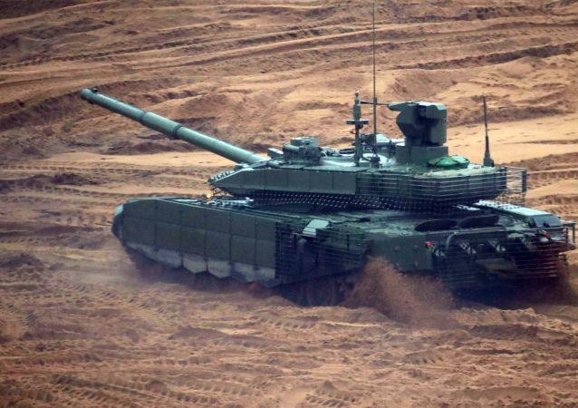 俄軍事技術合作局:俄收到許多國外採購T-90MS坦克的請求