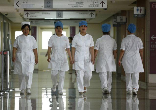 中國醫務工作者