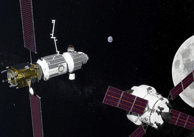 Deep Space Gateway國際近月站