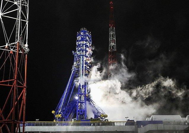 火箭發射(普列茨克發射場)