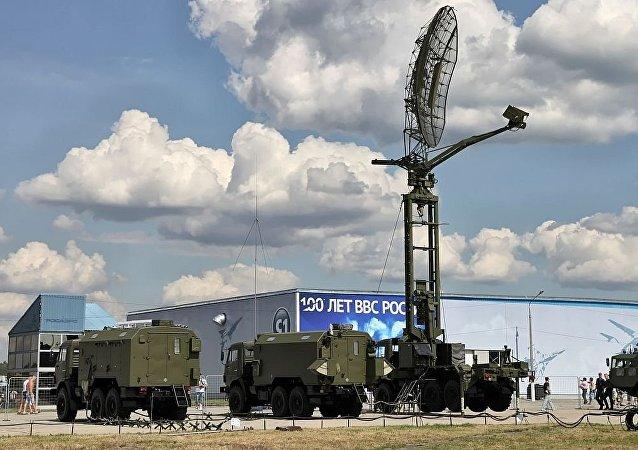 「卡斯塔-2-2」(Casta-2-2)雷達
