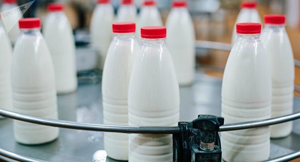 2018年中國進口超過250萬噸牛奶